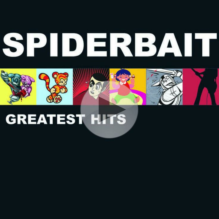 Spiderbait's 'Greatest Hits' is the quintessential album for your roaming around the laneways of Melbourne on @Spotify thanks to @Pinstamatic - http://pinstamatic.com