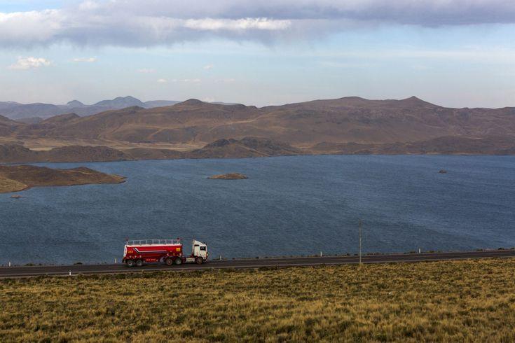 Таинственный город и озеро Титикака « FotoRelax