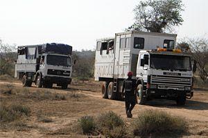 Truck Safari in East Africa | Overland Safari Truck