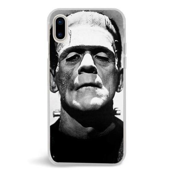 Beware Monster Halloween Frankenstein,iPhone X Case,Custom iPhone X Case,iPhone X