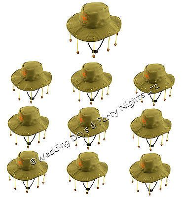 10 #australian corks cork hat stag night #darts cricket mens fancy #dress party,  View more on the LINK: http://www.zeppy.io/product/gb/2/310718233146/
