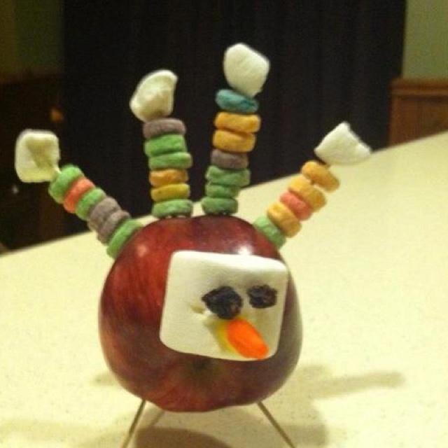 Thanksgiving Turkey for Preschoolers