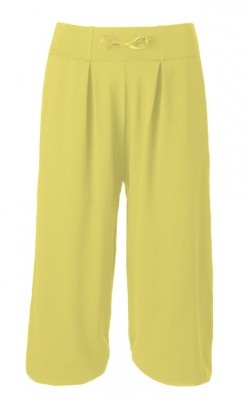 CAPRI RELAXED PANTS    $129.95    WELLICIOUS CAPRI PANTS ARE SPORTY CHIC