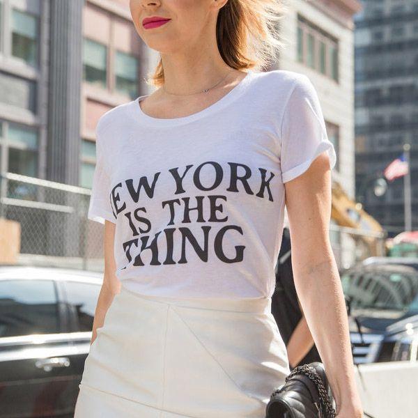 T-Shirt de Nova York.