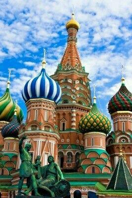 Travel to...?   -Moscú, Rusia