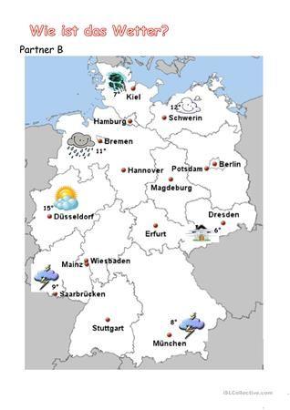 Wetter in Deutschland Wechselspiel
