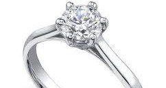 Solitaire diamond rings in Dallas, Texas.  Wholesale diamond rings in Dallas.  We are now open to the public.