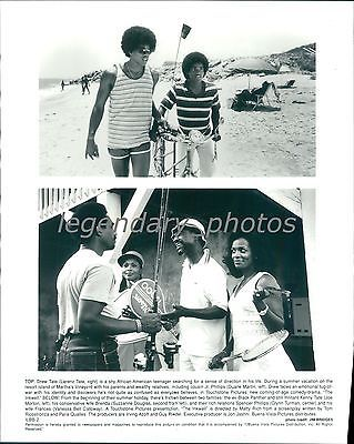 1994 The Inkwell Original Press Photo Larenz Tate Adrienne-Joi Johnson