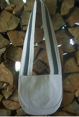 Canvas shooting bag, satchel, possible bag, haversack