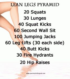 Lean+Leg+Pyramid+Workout