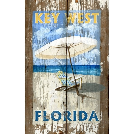 I Pinned This Key West Wall Art From The Red Horse Signs