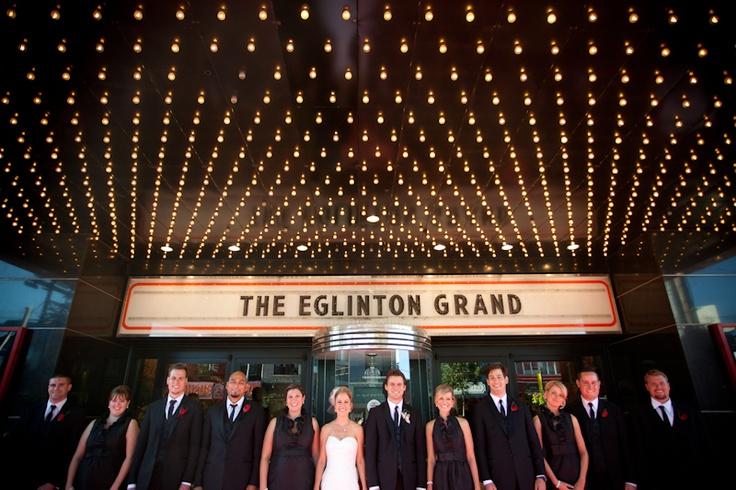 Eglinton Grand love the lights!