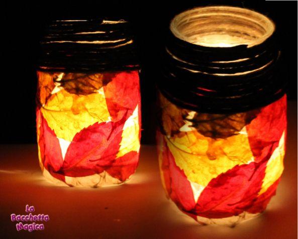 Lanterna d'autunno
