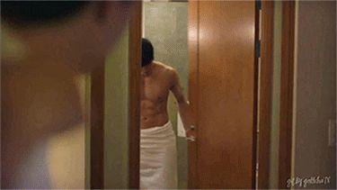 My Secret Hotel   Jin Yi-Han   Nam Goong Min   Kdrama   Gif