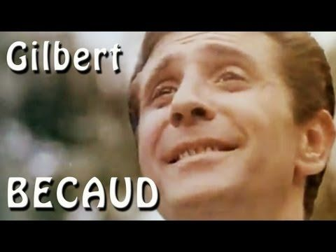 Gilbert Bécaud : Nathalie (1964) - Clip