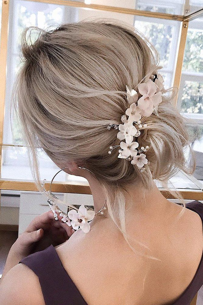 30 Best Ideas Of Wedding Hairstyles For Thin Hair Wedding Forward In 2020 Hair Styles Braids For Thin Hair Wedding Hairstyles For Long Hair