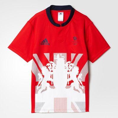 Team GB Rugby 1st Jersey - Kids