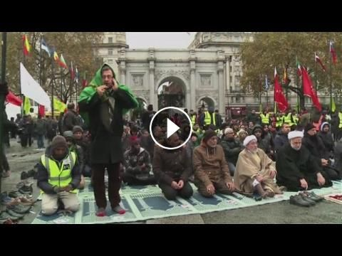 London marks Arbaeen: Thousands have marched through Central London to commemorate Arbaeen, which marks the fortieth day since the Day of…