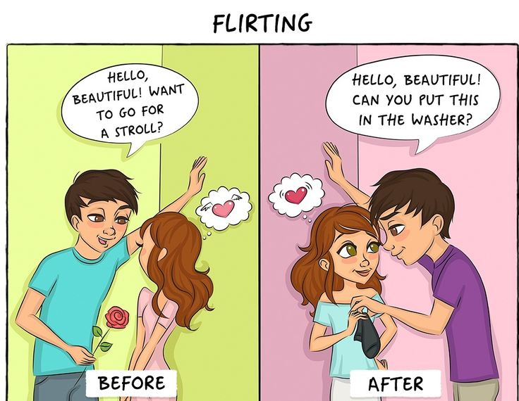 Best Best Of Lifehack Images On Pinterest Personal - Cute illustrations demonstrate what true love really is
