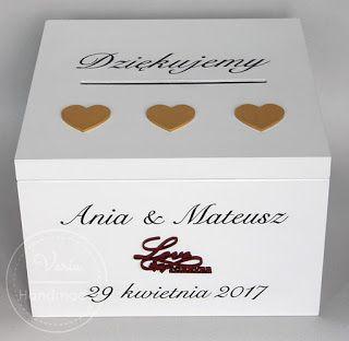 Varia Handmade - Blog Rękodzielniczy: Ślub w bordzie i złocie :)