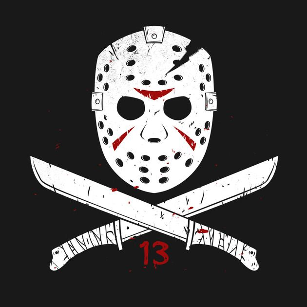 Resultado de imagen para jason friday the 13th logo