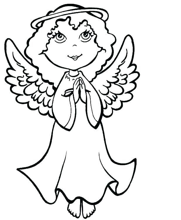 Anime Engel Ausmalbilder Kinder Lieben Jedes Thema Mit