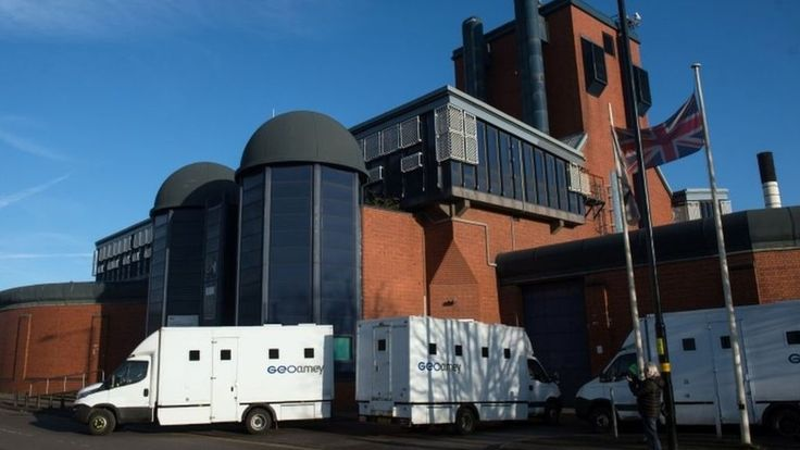 HMP Birmingham riot repairs 'will cost 2m' - BBC News