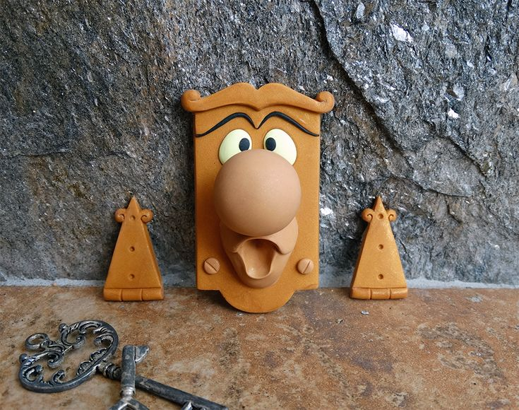 Commission: Doorknob from Alice in Wonderland by lyrese on DeviantArt