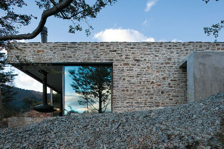 Mountain Retreat, Queenstown, Fearon Hay Architects.