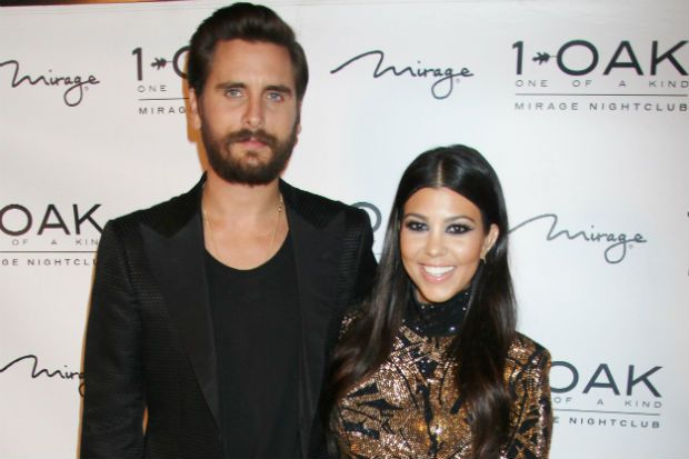 Apparently Scott Disick 'Acts Like He Doesn't Care Anymore' After Split with Kourtney Kardashian