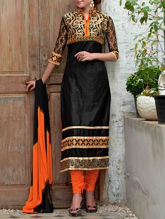 Buy Ladyview black cotton  Online, , LimeRoad