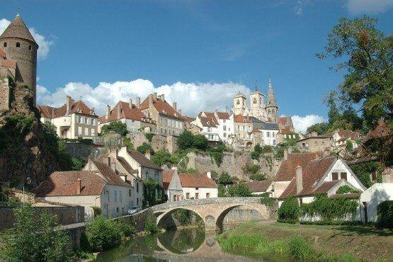 Burgundy: Loire Nivernais