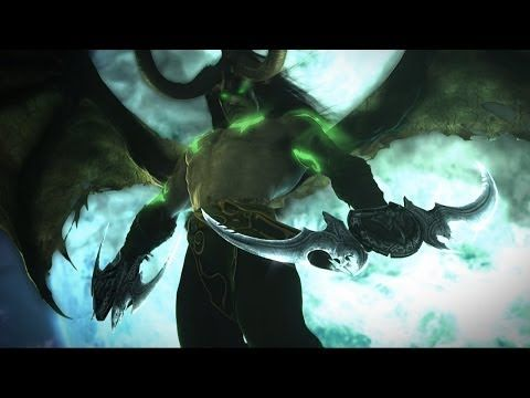 World of Warcraft: The Burning Crusade Cinematic Trailer - YouTube