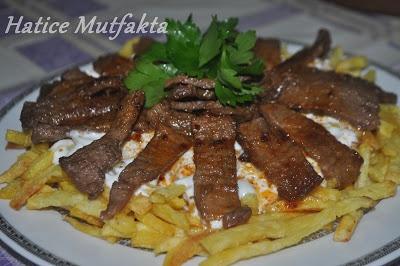 Çökertme Kebabı (Bodrum Kebabı)