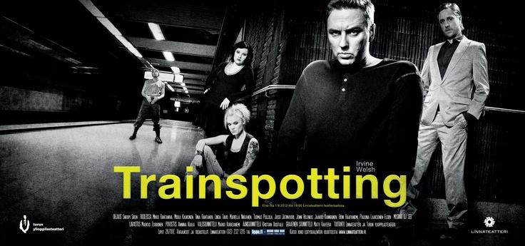 Trainspotting, Linnateatteri ja Turun ylioppilasteatteri