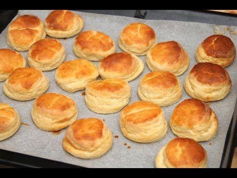 Habkönnyű burgonyás pogácsa recept - YouTube