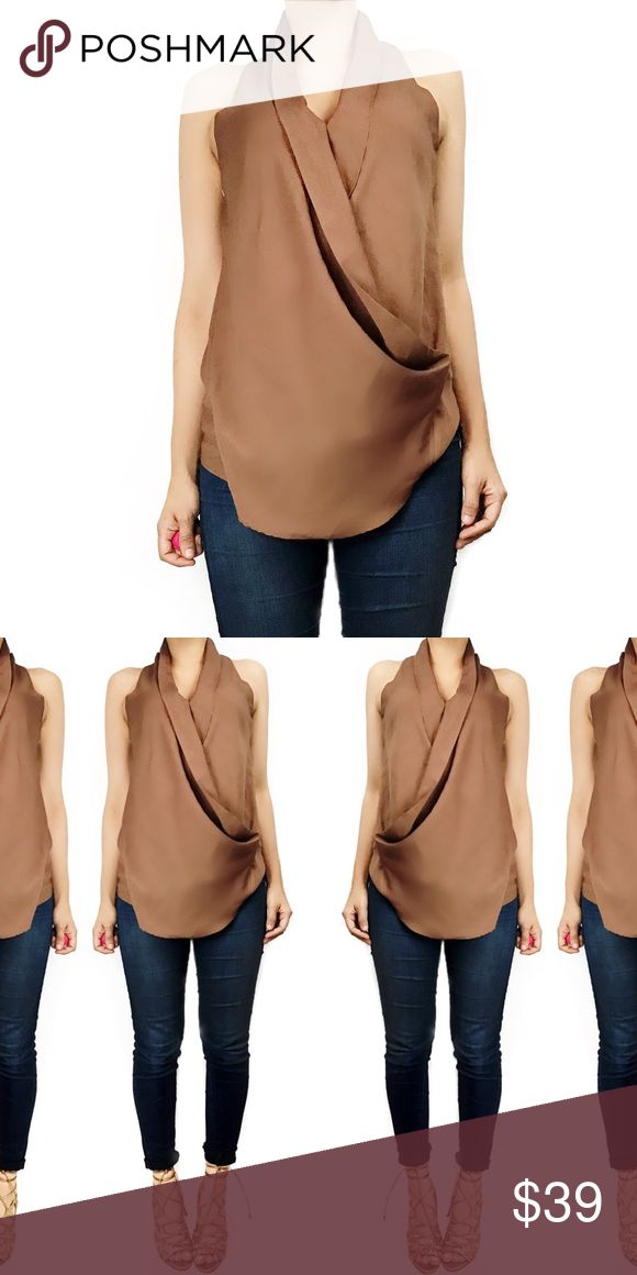 Miss me mm couture brown blouse Mm couture by miss me brown slouchy top. Tag says xs but sits a regular small just fine as shown. No trades. All photos are of actual item. Always open to offers Miss Me Tops Blouses