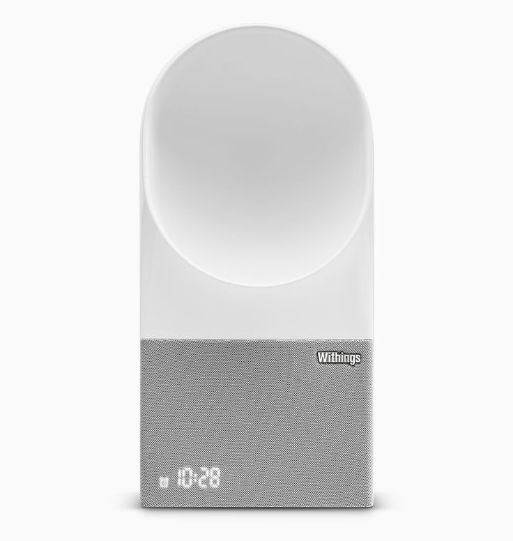 withings aura smart sleep tracking system measures room environment