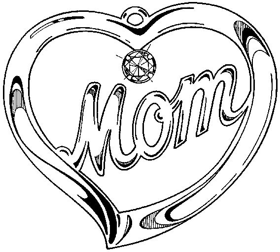 138 best Motheru0027s Day images on Pinterest Motheru0027s day, Glitter - new coloring pages i love you daddy