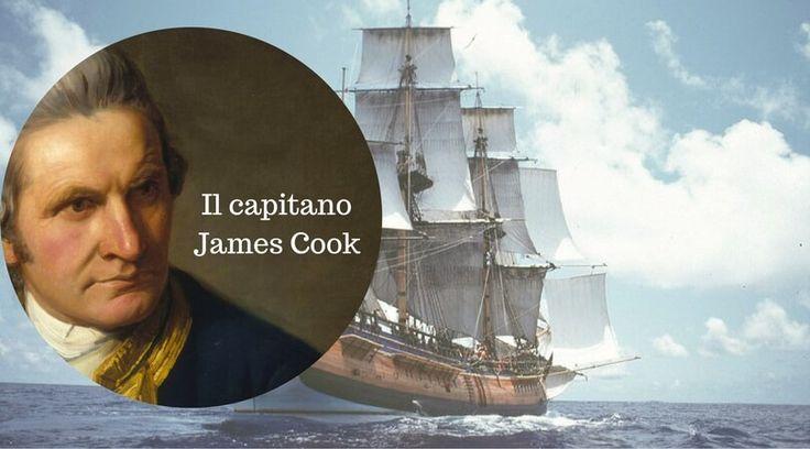 capitano james cook