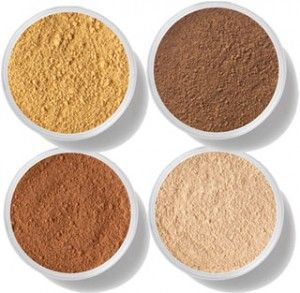 Homemade Powder and Liquid Foundation - (Some Of The Ingredients Pictured Here) <3