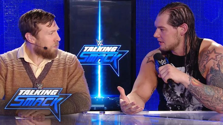Baron Corbin points out the true threat of the Triple Threat Match: WWE Talking Smack, Dec. 20, 2016 - http://www.truesportsfan.com/baron-corbin-points-out-the-true-threat-of-the-triple-threat-match-wwe-talking-smack-dec-20-2016/