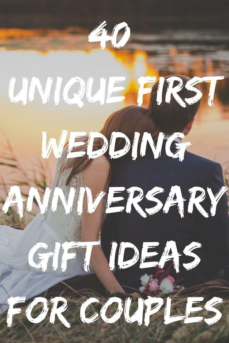 Best 1st Wedding Anniversary Gifts Ideas 40 Unique Paper Presen In 2020 1st Wedding Anniversary Gift For Him Marriage Anniversary Gifts First Wedding Anniversary Gift