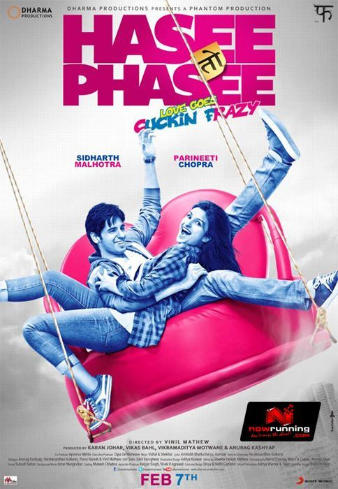 Hasee Toh Phasee New Poster