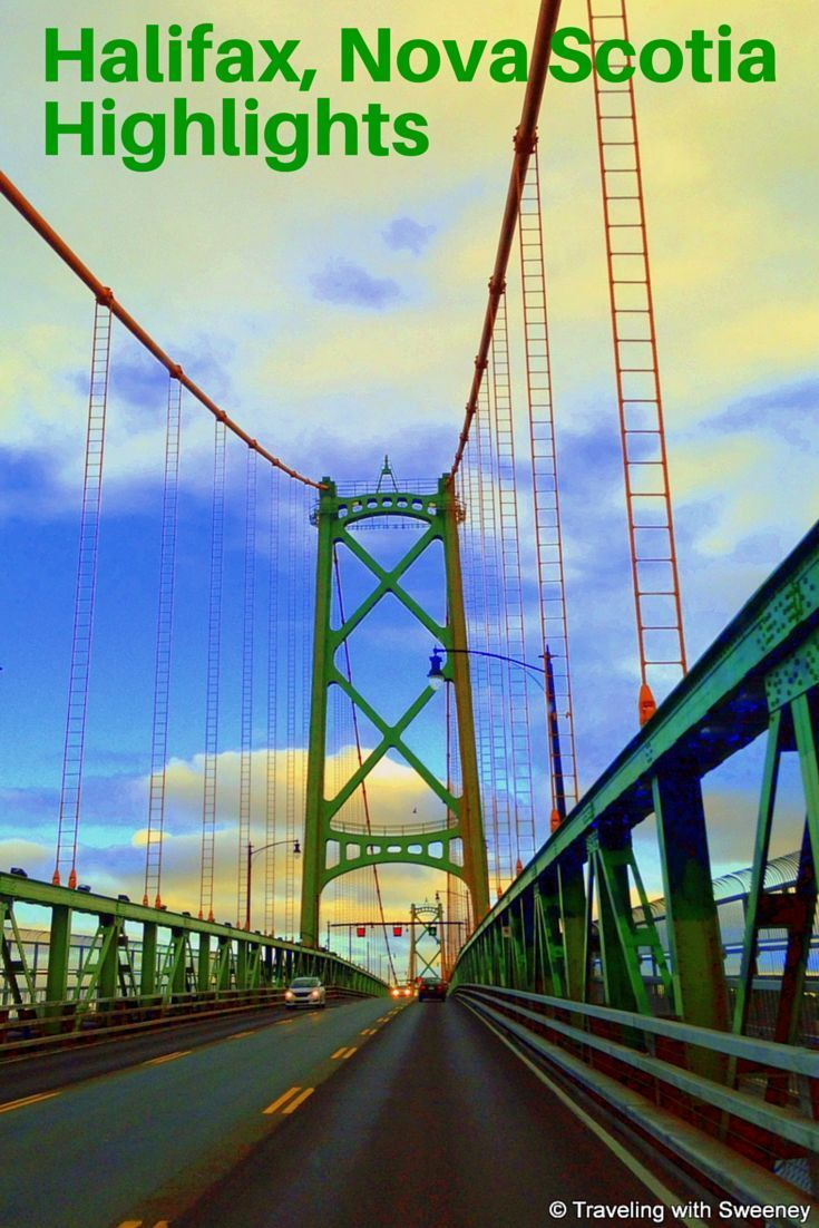 Halifax, Nova Scotia - the highlights