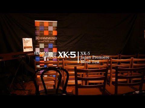 HAMMOND XK-5 or B-3?_Blindfold Test