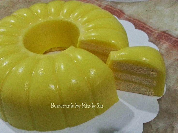 Baking's Corner: Corn Layer Cake ♡