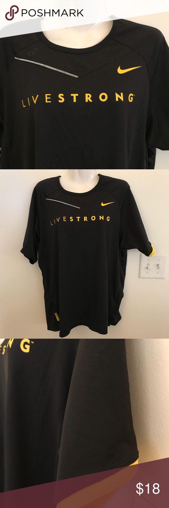 LIVESTRONG shirt! Nike LIVESTRONG shirt! Nike Shirts Tees - Short Sleeve