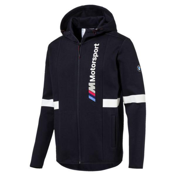 BMW M Motorsport Men's Zip Up Hoodie | Hoodies, Puma mens