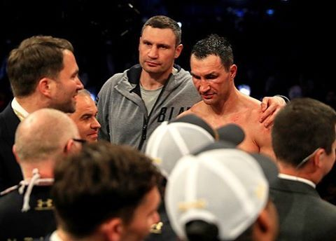 Why Vitali Klitschko confronted Anthony Joshua 👉🏻LINK IN BIO🔝 http://www.boxingnewsonline.net/why-vitali-klitschko-confronted-anthony-joshua/ #boxing #BoxingNews